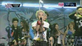 G-DRAGON_0912_M Countdown_삐딱하게(CROOKED) + No.1 of the week