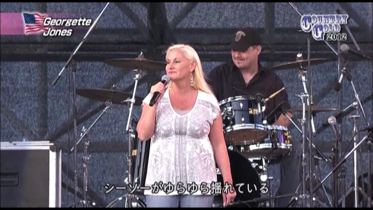 Country Gold2012 5 6 Georgette Jones Youtube