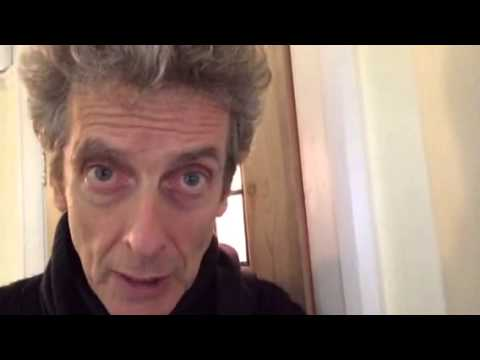 Peter Capaldi message to autistic lad following death of his gran