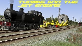 1,000 SUBSCRIBER SPECIAL - Thomas and the Jet Engine!