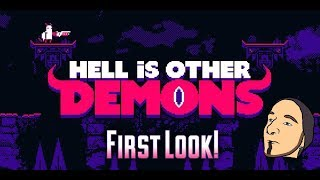 First Look! Hell is Other Demons (Nintendo Switch)