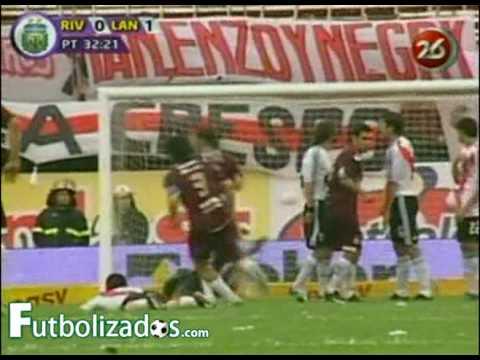 River Plate 0 - Lanús 1. Torneo Apertura 2009