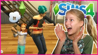 Getting Pets! Puppy and Kitty in SIMS