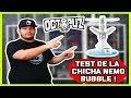 TEST DE LA CHICHA OCTOPUZ NEMO BUBBLE !