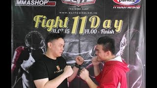 Fight Day 11 : Rhomedal vs Andy