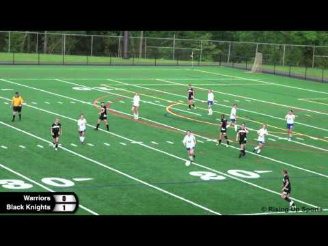 Jefferson District Finals Girls Soccer:  Charlottesville vs. Western Albemarle