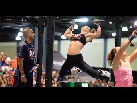 CrossFit - Talayna Fortunato: Women's Event 4