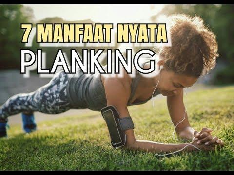 INFO SEHAT : 7 Manfaat Nyata Kalau Kamu Rajin Planking Setiap Hari