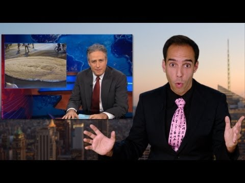 The Daily Show Used My Story About Godzilla Barf!!! | NTD China Uncensored | NTDonChina