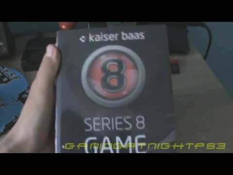 Kaiser Baas Series 8 Game Recorder Unboxing
