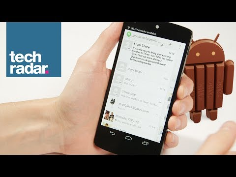 Android 4.4 Kitkat Features, Tips & Tricks video