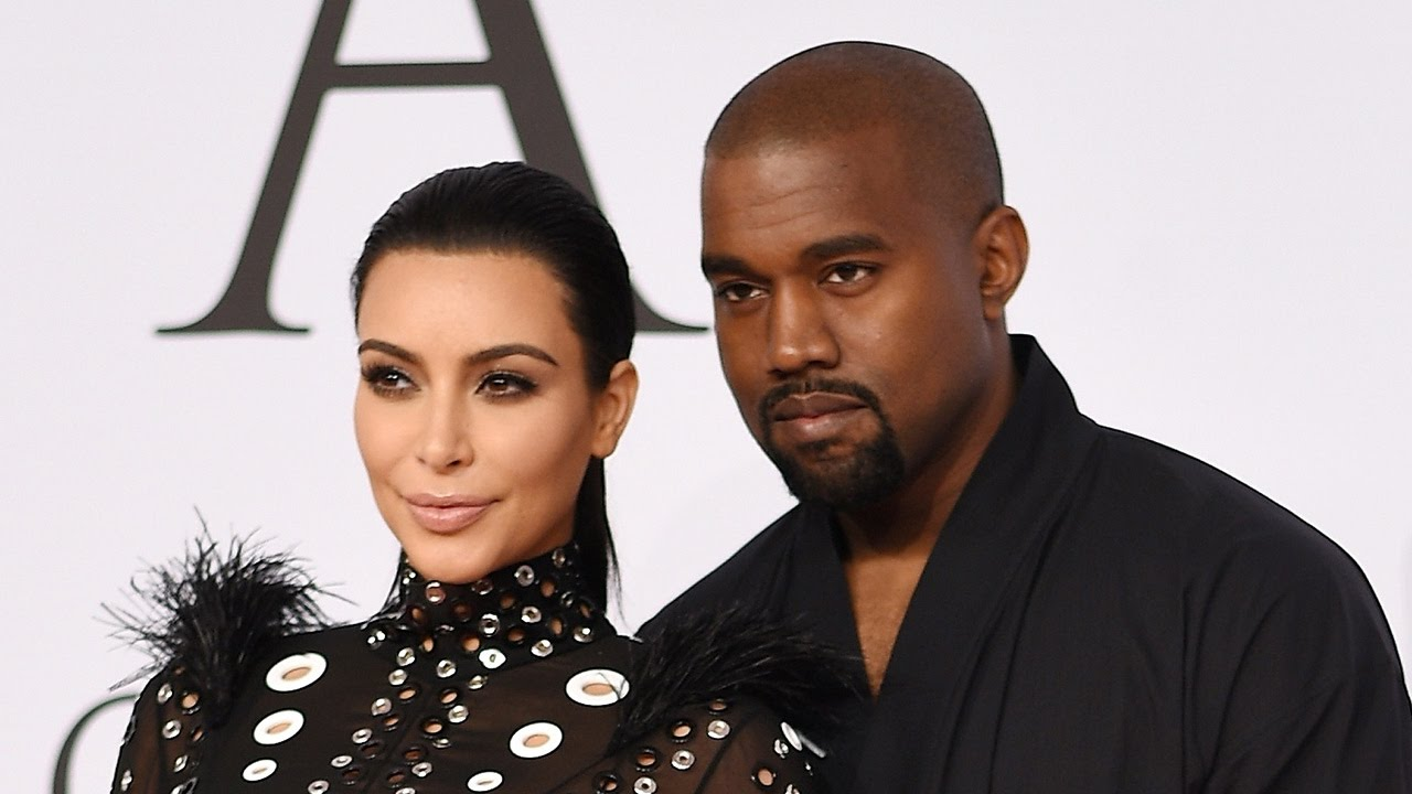 Kim Kardashian & Kanye West DENY Divorce Rumors - Kanye Making Music?