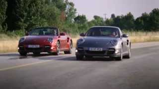 Porsche 911 turbo - Web Special Trailer