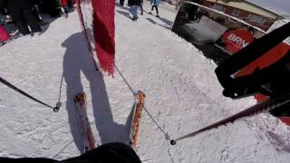Gopro hero4 session 2016 Erciyes Tekir Kayak