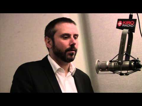 Jeremy Scahill chats with Tom Tangney
