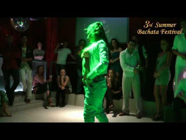 3rd Summer Bachata Festival 2011 - Goodbye party: Karolina (Universo Salsero Ladies)