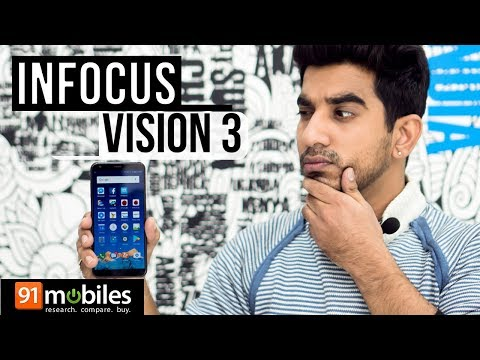 Infocus Vision 3 Hindi Review: Should you buy it in India?[Hindi-हिन्दी]