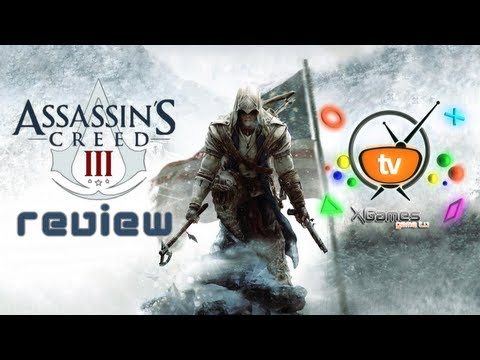 Обзор Assassin's Creed 3 (Review)