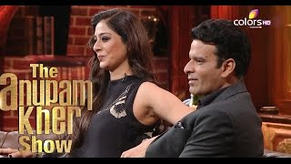 Manoj Bajpai & Tabu - The Anupam Kher Show - Season 2 - 27th September 2015