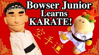 SML Movie 2018 - Bowser Junior Learns Karate!