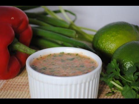 Aji (Colombian-Style Tomato And Onion Salsa) Recipe — Dishmaps