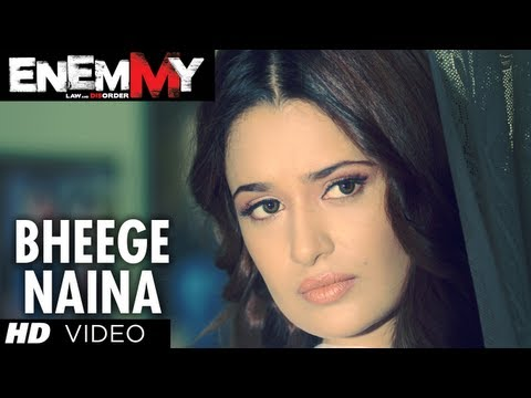 Enemmy Bheege Naina Video Song | Suniel Shetty Kay Kay Menon, Johny Lever