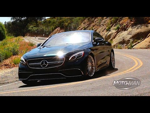 2015 Mercedes Benz AMG S65 Coupe TWIN TURBO V12 FIRST DRIVE REVIEW