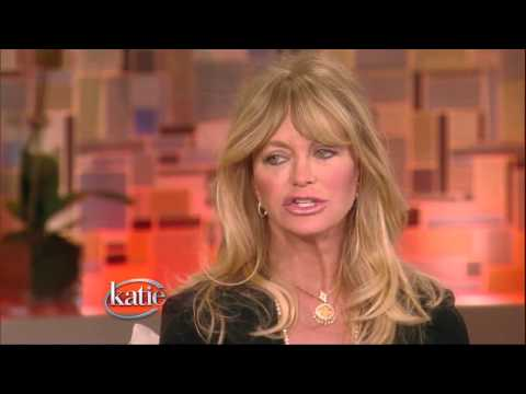 Goldie Hawn Reveals How She Won Her Battle With Stress