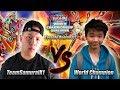 YU-GI-OH! TEAMSAMURAIX1 VS WORLD CHAMPION RYAN YU! SALAMANGREAT VS SKY STRIKER! LIVE REGIONALS 2019!