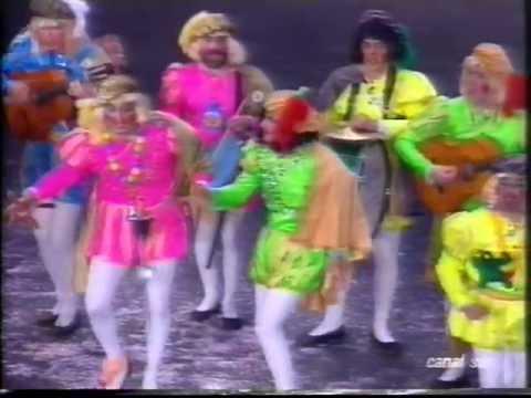 Chirigota - Los Príncipes Encantados, Gracias Igualmente \ Actuación Completa FINAL \ 1991