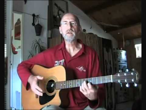 Deep River Blues - Doc Watson - Jim Bruce Blues Guitar Lesson Parts 1 and 2 * MIRROR