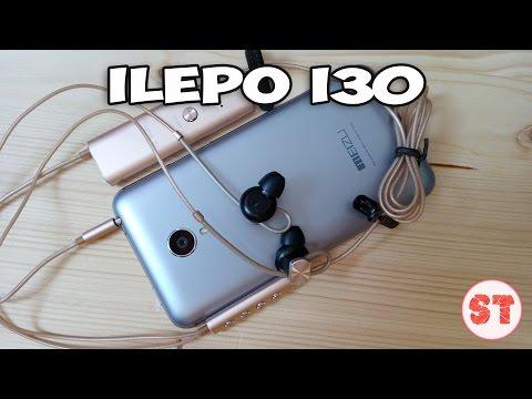iLepo i30 - Hi-Fi гарнитура с блоком эффектов