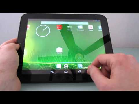 Touchpad Running Android Video Decoding