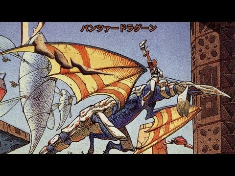 Classic Game Room - PANZER DRAGOON review for Sega Saturn