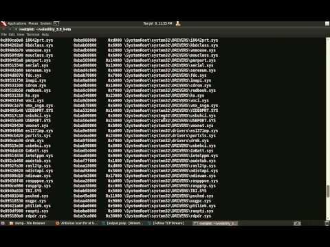 Demo 2 - Malware Memory Forensics