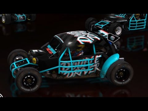TrackMania Turbo - Customize | Tuning Car (PC HD) [1080p60FPS]