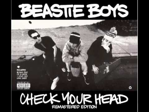 Beastie Boys - the biz vs the nuge