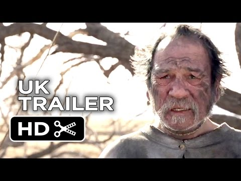 The Homesman Official UK Trailer (2014) - Tommy Lee Jones, Hilary Swank Western HD