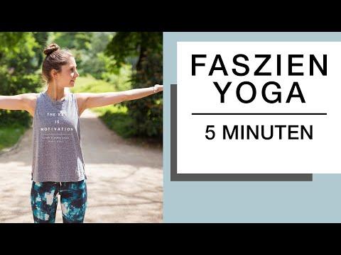 Faszientraining für den gesamten Körper | 5 Minuten fayo® mit Mira | Übungen im SkyFLow