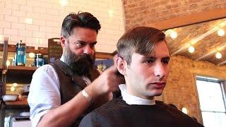European Haircut & Hairstyle For Men - JR Style For Men