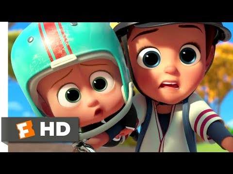 The Boss Baby (2017) - Catch That Baby! Scene (8/10) | Movieclips