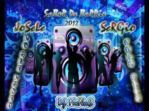 SaBoR De BaRRio 2012 No aHi NaDie Marc Anthony MaKeTa