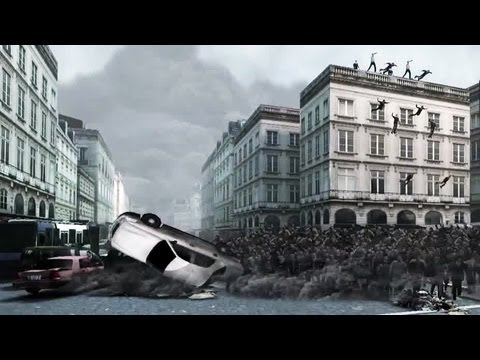 World War Z Video Game Trailer