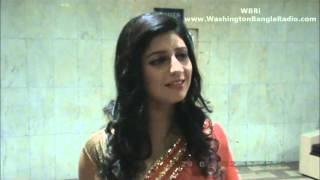 Om Shanti - Bangla Movie OM SHANTI (2012) Actress Samiksha Interview