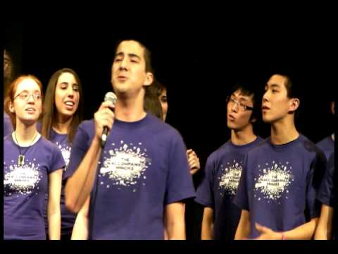 Breakfast at Tiffany's - The Unaccompanied Minors - A Cappella