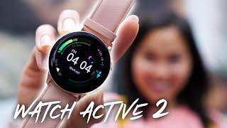 Galaxy Watch Active 2: Hello Beautiful!