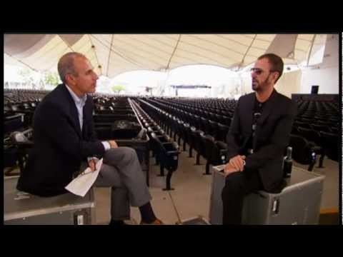 RINGO STARR: RINGO 2012 VOL.2 - Interviews & Specials!
