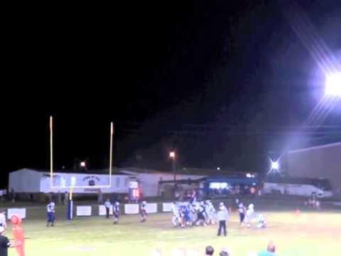 Edgewood Academy vs Crenshaw Academy - 10/13/2013