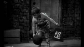 the little rascals- little spanky & porky on the show