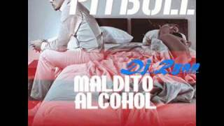 Maldito alcohol (Pitbull), Bad Romance, Miami Bitch mIX - Dj Ryan Cortez